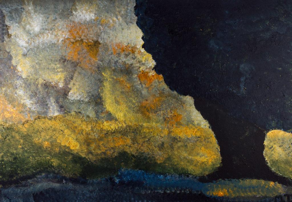 Ombra - 100x70  - gennaio 2012